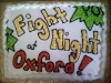 Fight Night at Oxford